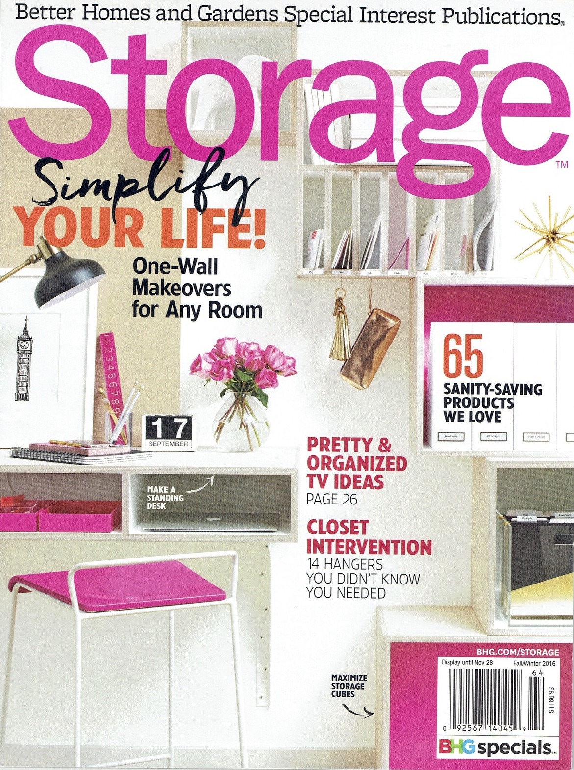 Storage - The Ultimate Crafts Room - The DeClutter Coach, Deborah J ...